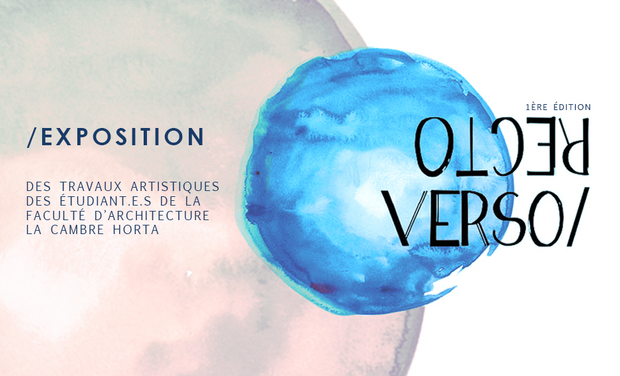Project visual Exposition Recto/Verso