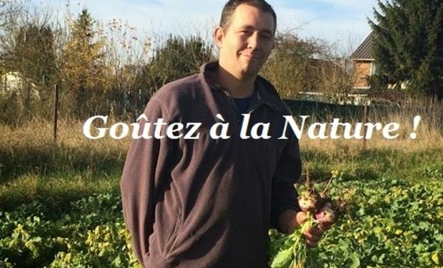 Project visual Goûtez à la nature !