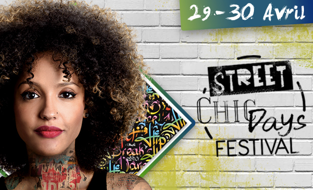Project visual Street Chic Days Festival
