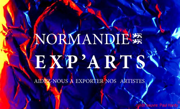 Project visual Normandie Exp'Arts