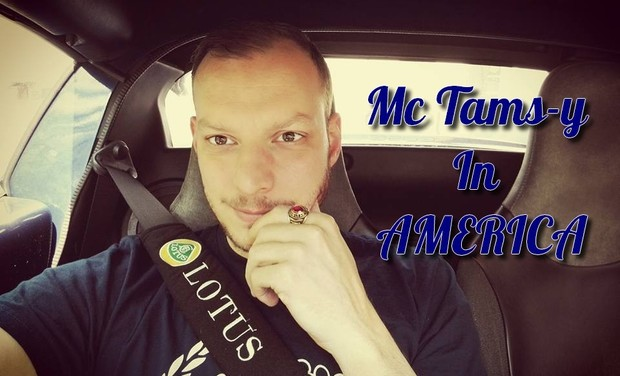 Visuel du projet Mc Tams-y In AMERICA