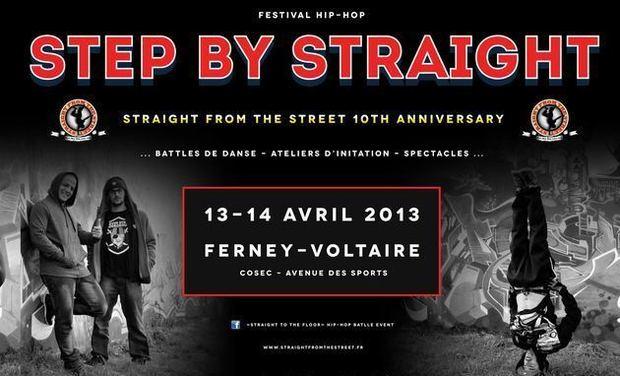 Project visual Festival Hip Hop, Battles de danse, Spectacles, Ateliers d'initiation