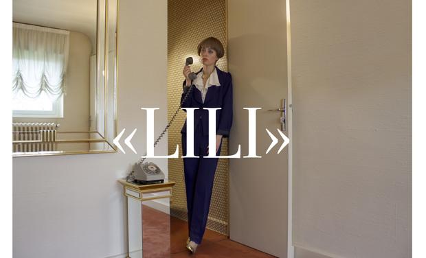 Visuel du projet Lili