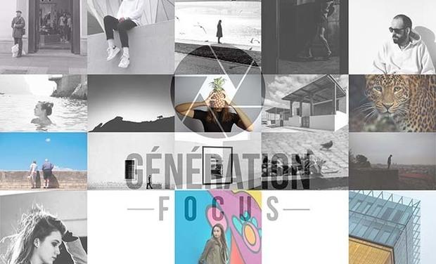 Visuel du projet Génération Focus & sa Première Exposition Photo