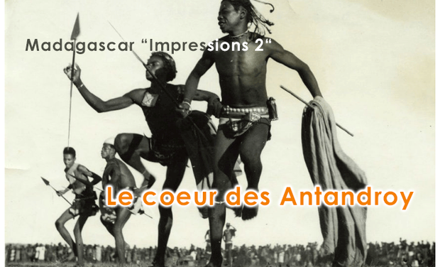 "Visuel du projet Madagascar ""Impressions 2"" Le coeur des Antandroy"