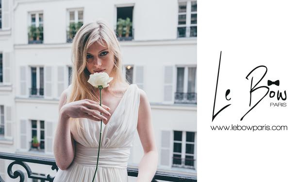 Visuel du projet Le Bow Paris Collection prête-à-marier