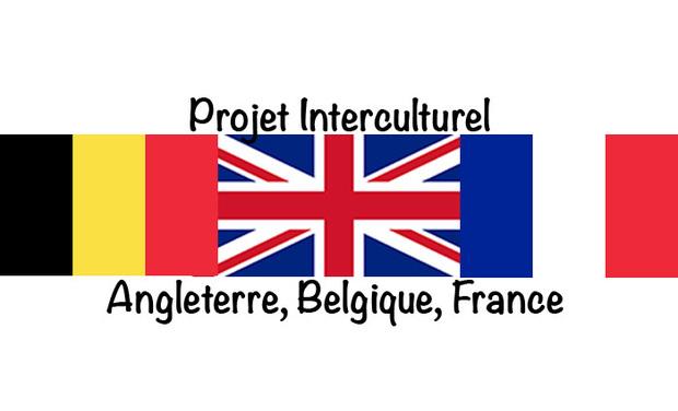 Visuel du projet Projet Interculturel Angleterre Belgique