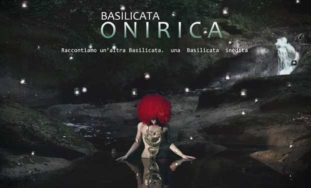 Project visual Basilicata Onirica