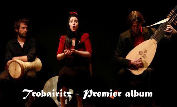 Visuel du projet Aidez nous à financer le premier album de l'Ensemble Trobairitz!