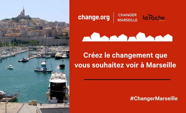 Project visual Changer Marseille