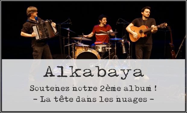 Project visual Alkabaya / Nouvel album