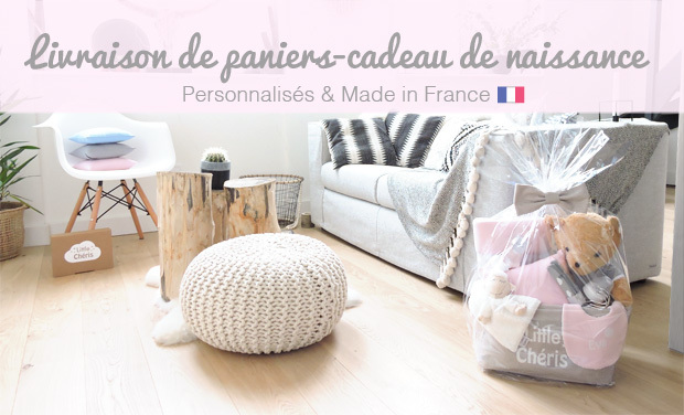 Visueel van project Le cadeau de naissance INOUBLIABLE et Made in France