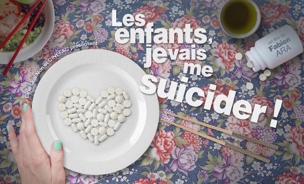 Visuel du projet Les enfants, je vais me suicider !