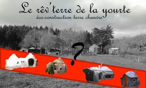 Visuel du projet Le rêv'terre de la yourte