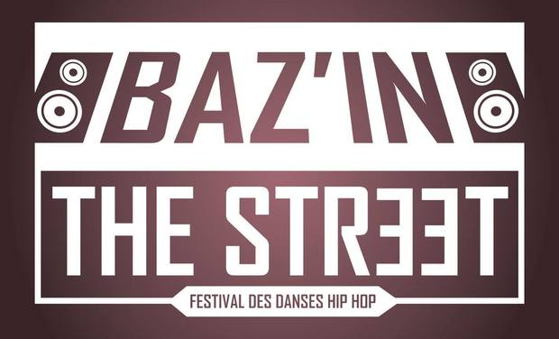 Project visual Baz'in the street - festival des danses hip hop le plus Soul/Funk de Nancy