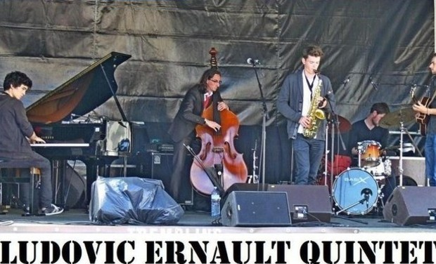 Project visual Ludovic Ernault Quintet - Premier Album