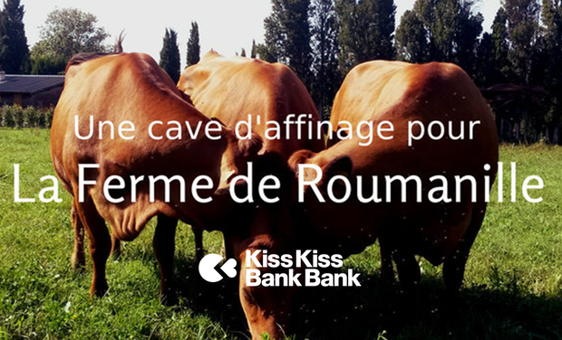 Project visual Une cave d'affinage pour la Ferme bio de Roumanille