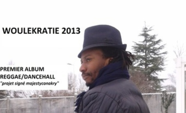 Visueel van project  WOULEKRATIE 2013/ PREMIER ALBUM REGGAE DANCEHALL