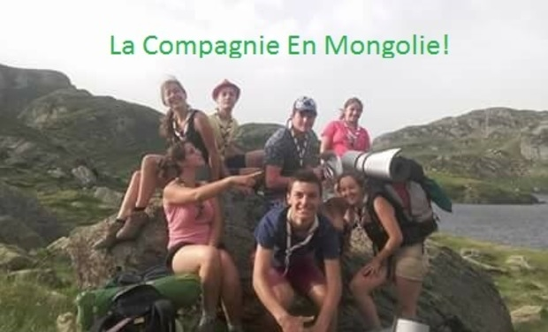 Visueel van project Projet solidaire scout en Mongolie!