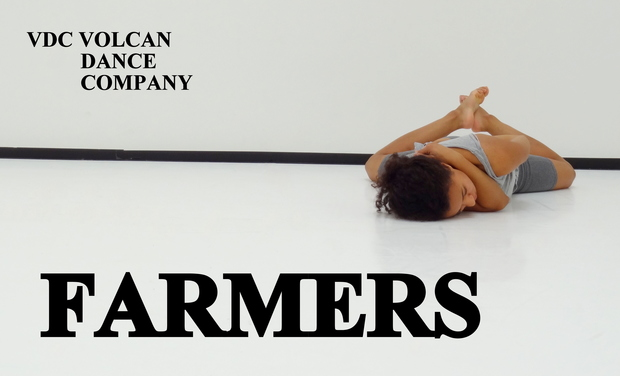 Visueel van project FARMERS - Volcan Dance Company