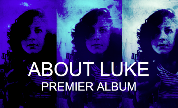 About Luke - premier album