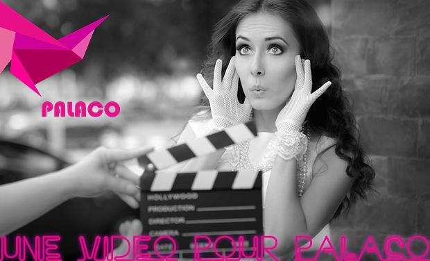 Visueel van project Vidéo qui déchire pour Palaco !