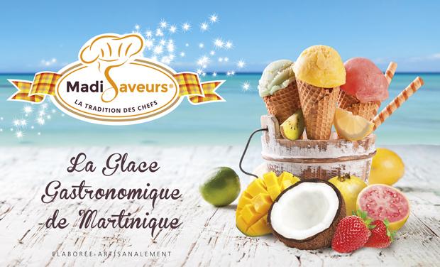 Visuel du projet La glace gastronomique de Martinique