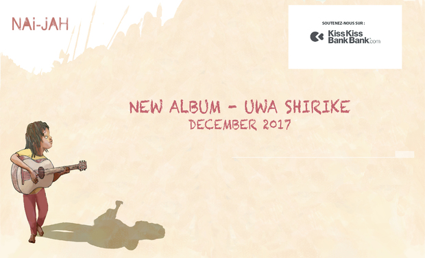 "Project visual Nai-Jah - Nouvel Album ""Uwa Shirike"""