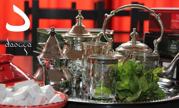 Visueel van project Daouya • Restaurant et salon de thé // Création culinaire