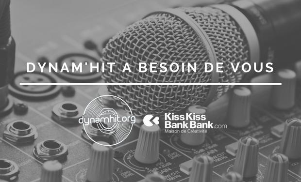 Visuel du projet Dynam'hit : Webradio Etudiante