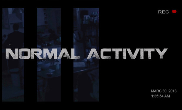 Visuel du projet Normal Activity