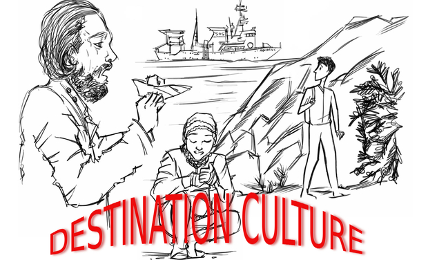 Project visual Destination Culture