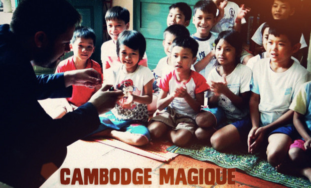 Project visual Cambodge magique