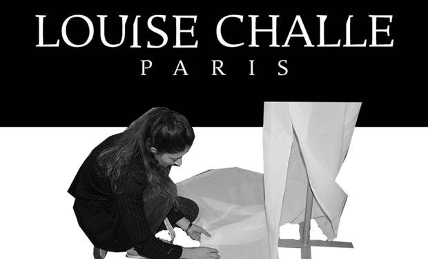 Project visual Collection Haute Couture de Louise Challe