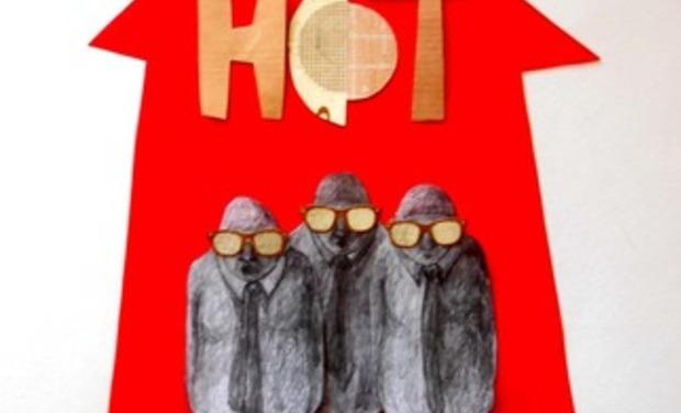 Visuel du projet Hot House d'Harold Pinter au Lucernaire