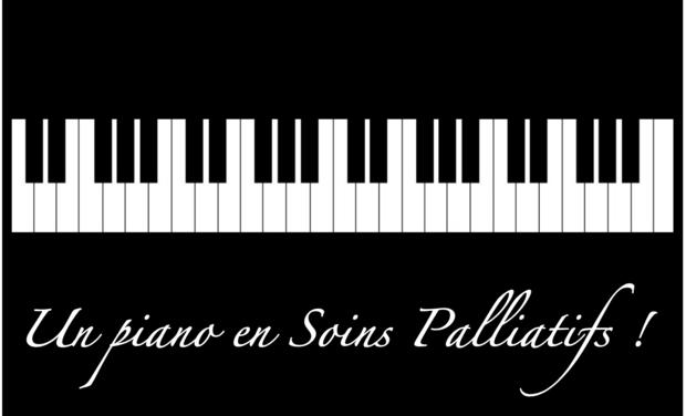 Visuel du projet Un piano en Soins Palliatifs!