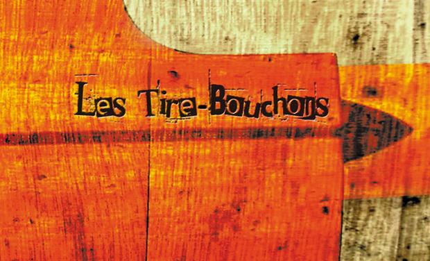 Project visual Nouvel album des Tire-Bouchons
