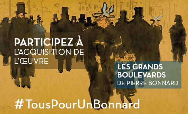 Image du projet Acquisition d'une oeuvre de Pierre Bonnard