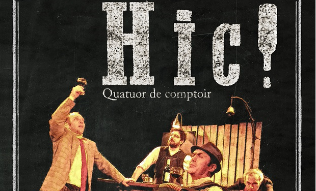 Visueel van project Enregistrement de la bande son du spectacle Hic!