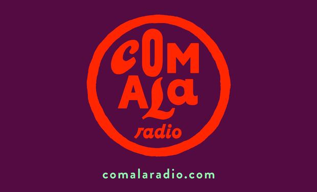 Visueel van project Comala radio