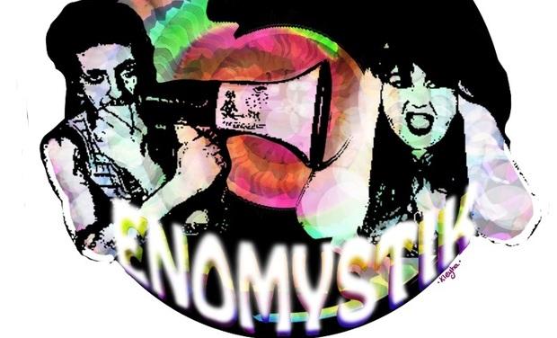 Visueel van project Enomystik Nouvel Album