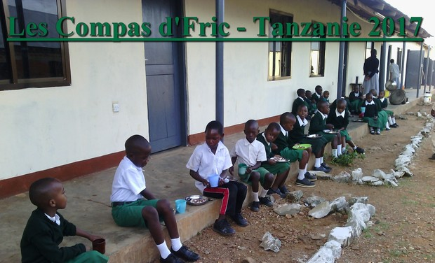 Project visual Les Compas d'Fric - Tanzanie 2017