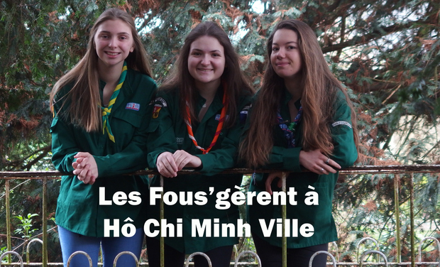 Visuel du projet Les Fous'gèrent à Hô Chi Minh Ville