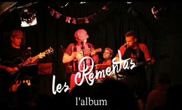 Project visual Lou pitchoun nissart - Premier album des Rementas
