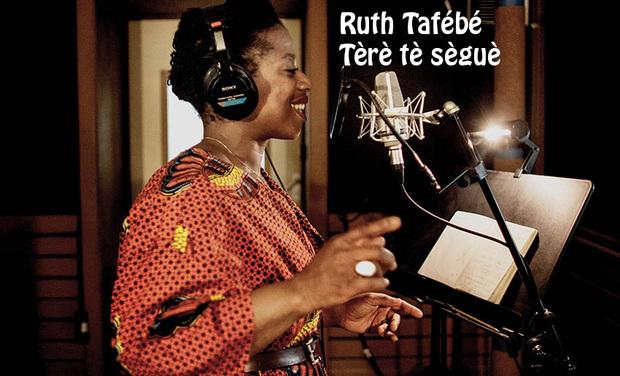 Visuel du projet Ruth Tafébé – Tèrè tè sèguè (2ème album)