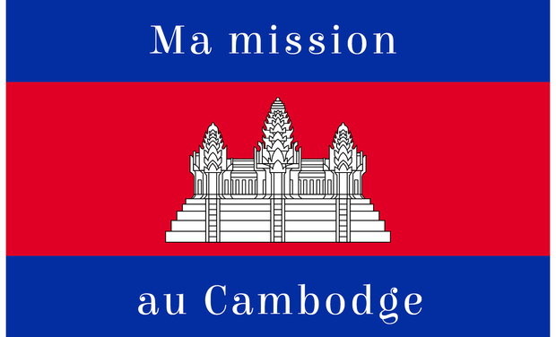 Project visual Ma Mission au Cambodge