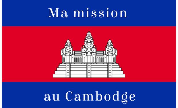 Visuel du projet Ma Mission au Cambodge