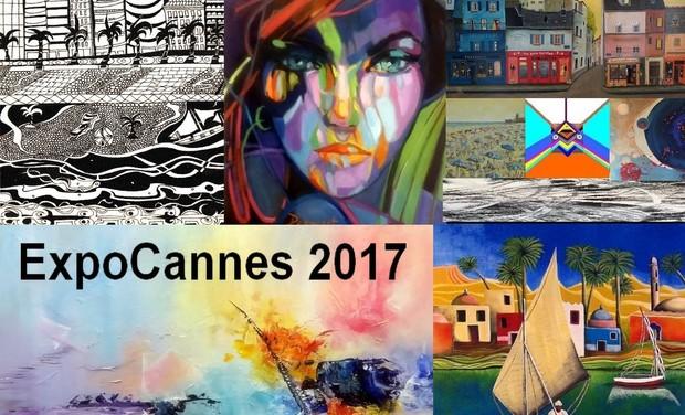 Visuel du projet ExpoCannes 2017
