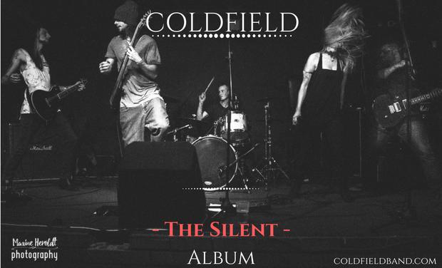 Visueel van project COLDFIELD 'The Silent' Album