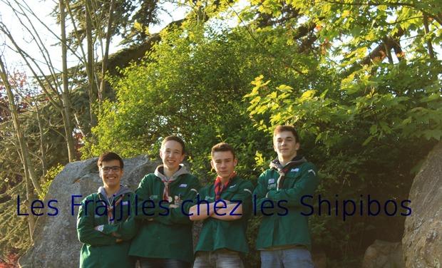 Visueel van project Les Frajjiles chez les shipibos